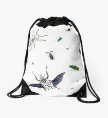 Entomologist's Dream Drawstring Bag