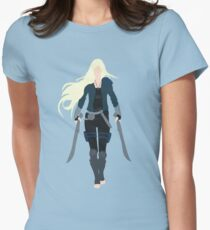 Celaena Sardothien - Minamalist - Throne of Glass Womens Fitted T-Shirt