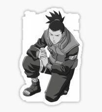 Nara Shikamaru Sticker