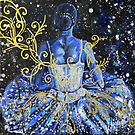 Blue Ballet by Rachelle Dyer