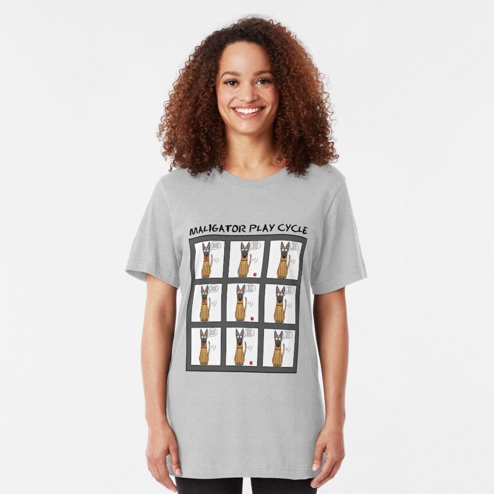 Maligator Play Cycle Slim Fit T-Shirt