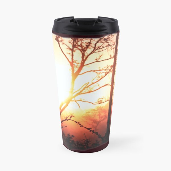 If You Look For Beauty, Look Past The Trees... Travel Mug