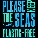Rette den Planeten Erde Ozeane Meerestiere Verbot Plastikverschmutzung von phoxydesign