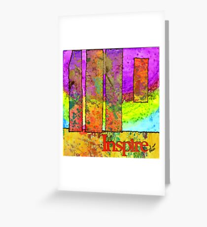 Three Plus One Equals More Than Four! Greeting Card