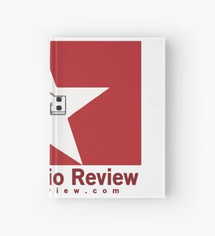 San Antonio Review with San Antonio flag and URL Hardcover Journal