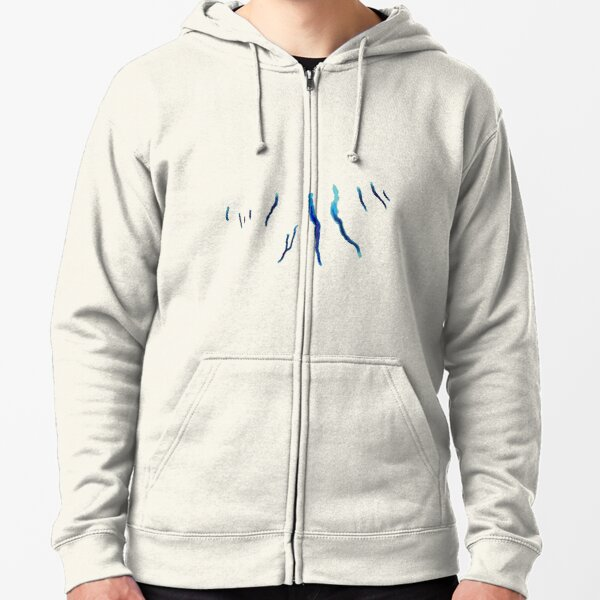 The Finger Lakes Zipped Hoodie