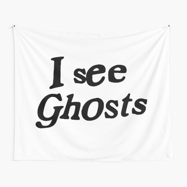 I See Ghosts - Cudi Style Tapestry