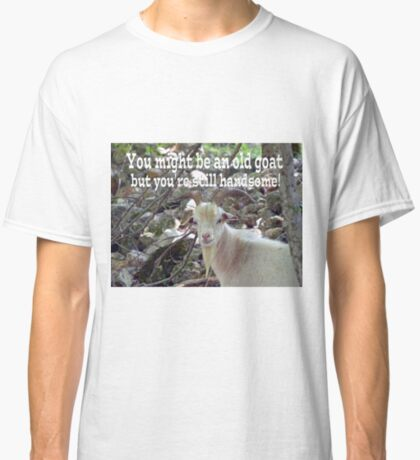 Old Goat Card Classic T-Shirt