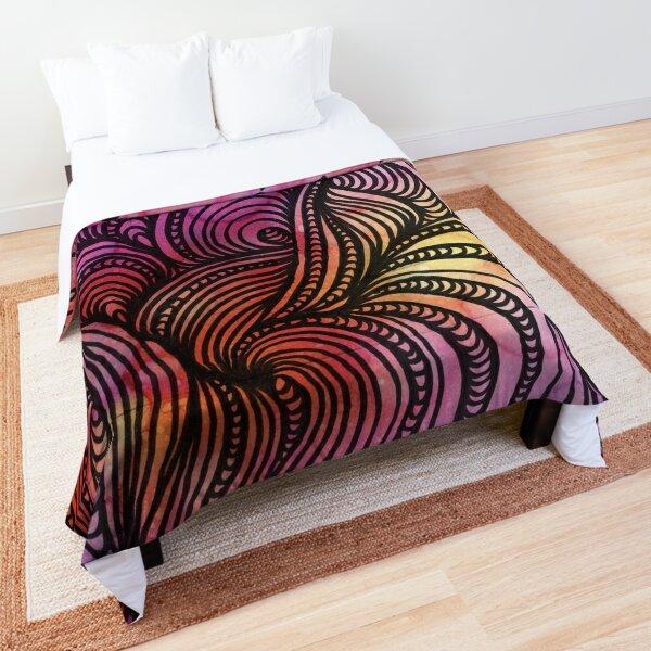 Sunset Storm Comforter