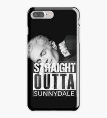 Spike- Straight Outta Sunnydale iPhone 7 Plus Case