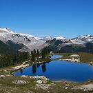 06 june - Elfin Lakes by Michael Garson