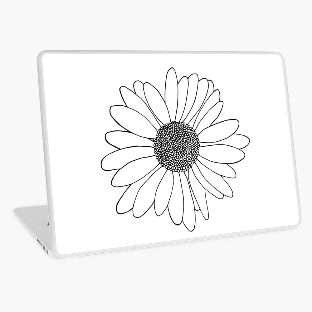 Daisy Laptop Skin