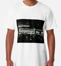 Ridgemont Way North, Shoreline, WA by MWP Long T-Shirt