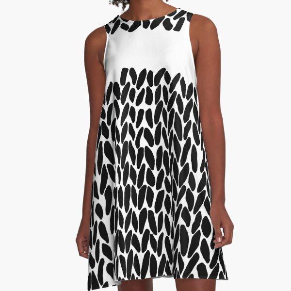 Missing Knit A-Line Dress