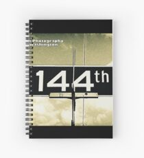North 144th Street, Shoreline, WA by MWP Spiral Notebook
