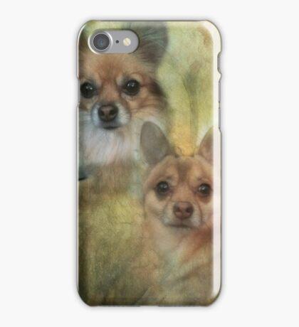 Harleygirl & Bear iPhone Case/Skin