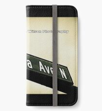 Aurora Avenue North, Shoreline, WA by MWP iPhone Wallet/Case/Skin