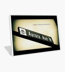 Aurora Avenue North, Shoreline, WA by MWP Laptop Skin