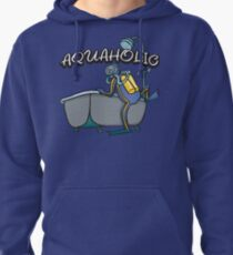 Funny SCUBA Pullover Hoodie