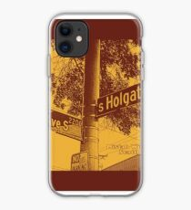 2200 Rainier Avenue South & 1900 South Holgate Street CHOCO LATTE Seattle, WA by MWP iPhone Case