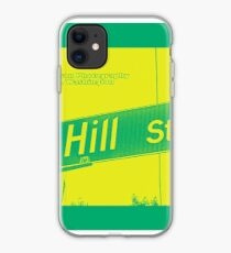 2000 South Hill Street, Neo Yellow, Seattle, WA by MWP iPhone Case