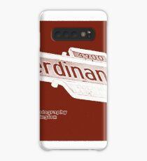 4900 South Ferdinand Street, Red Chocolate, Seattle, WA by MWP Case/Skin for Samsung Galaxy