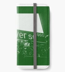 4000 South Andover Street, GREEN LARK, Seattle, WA by MWP iPhone Wallet/Case/Skin