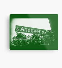 4000 South Andover Street, GREEN LARK, Seattle, WA by MWP Metal Print