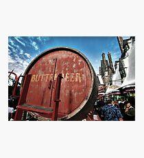 Butterbeer Photographic Print