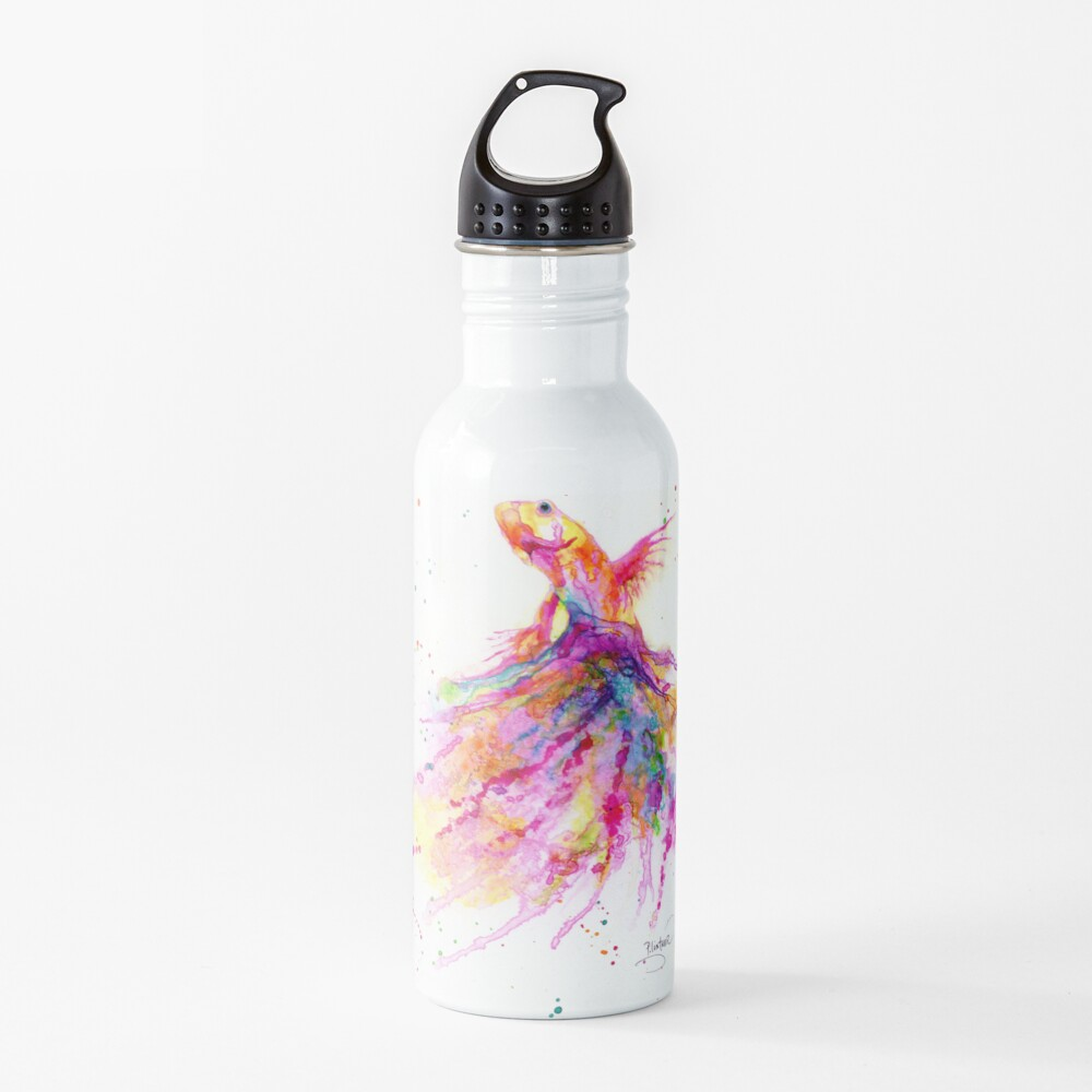 Colorful Betta Fish Water Bottle