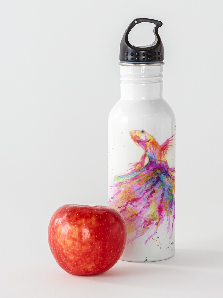 Alternate view of Colorful Betta Fish Water Bottle
