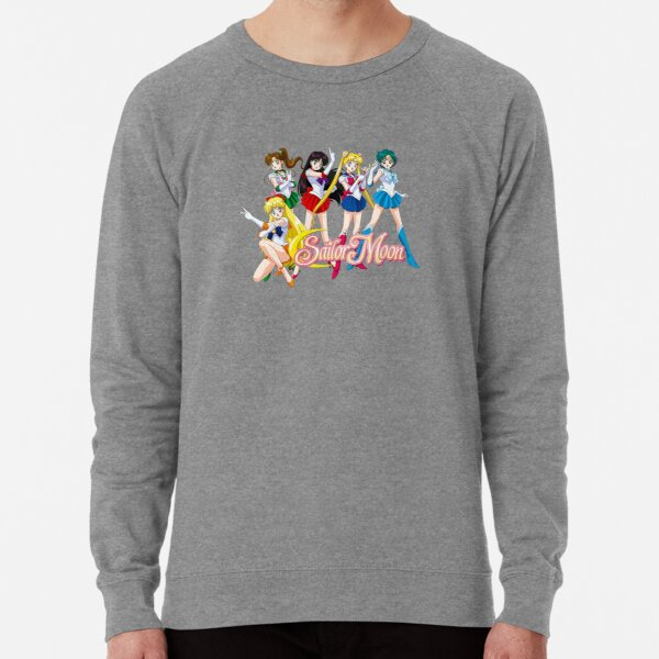 Sailor Moon Lightweight Sweatshirt