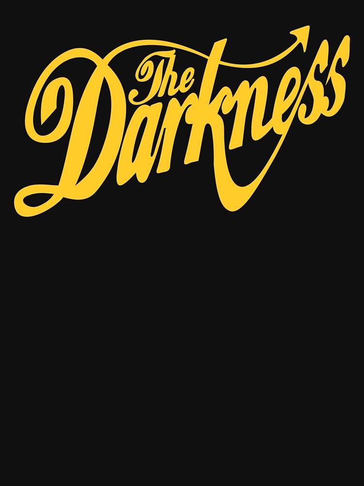 Best Seller The Darkness Merchandise by DavidBarkers