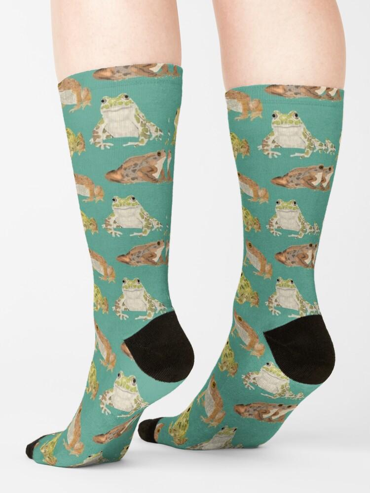 Alternate view of Toads Socks