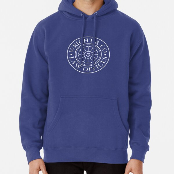 Wright & Co Law Offices Pullover Hoodie