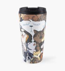 Pupper Party Travel Mug