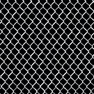 Chain Link on Black by ProjectM
