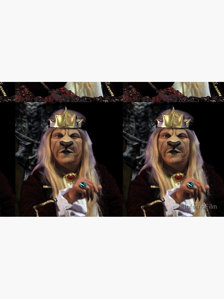 The Lion King in Gathering of Heroes: Legend of the Seven Swords by InfernoFilm