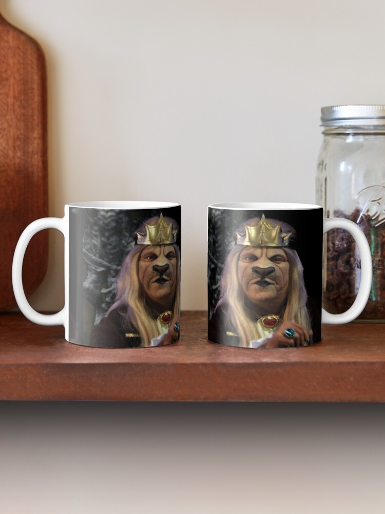 Alternate view of The Lion King in Gathering of Heroes: Legend of the Seven Swords Mug