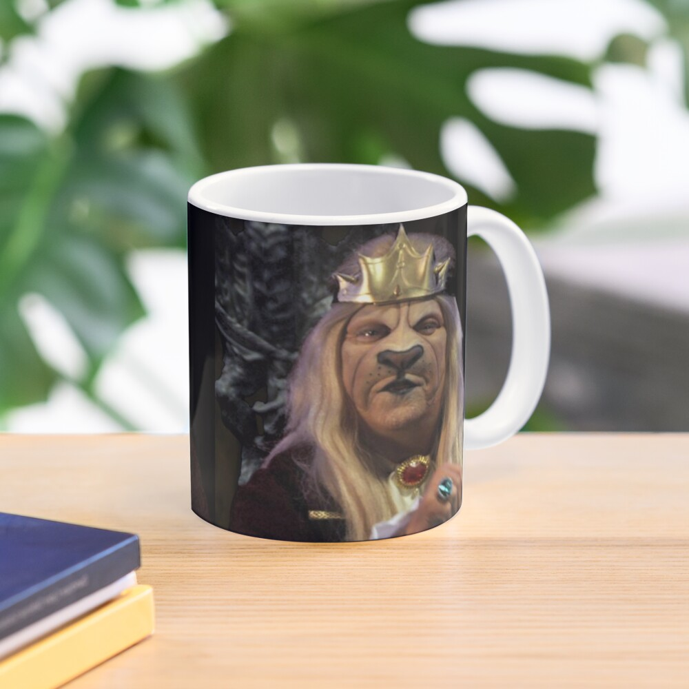 The Lion King in Gathering of Heroes: Legend of the Seven Swords Mug