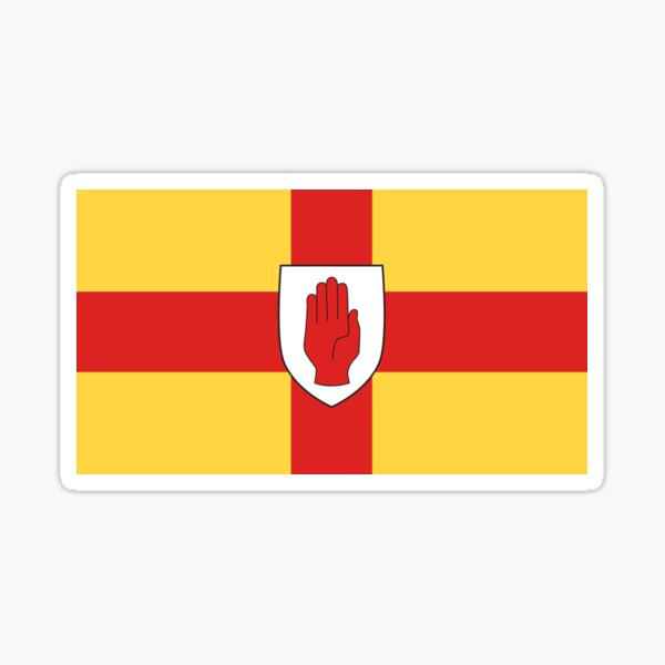 Ulster Sticker