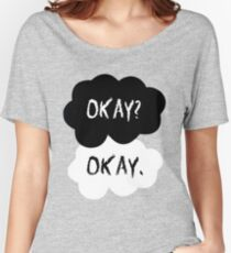 The Fault In Our Stars - Okay Women's Relaxed Fit T-Shirt