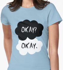 The Fault In Our Stars - Okay Women's Fitted T-Shirt
