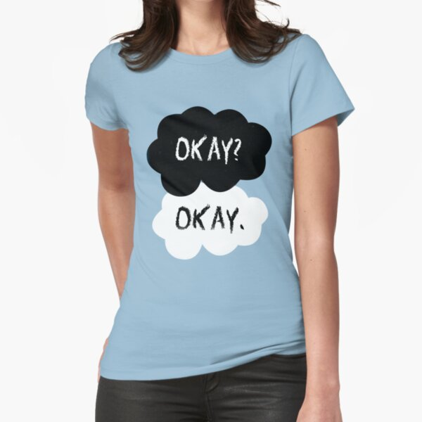 The Fault In Our Stars - Okay Fitted T-Shirt