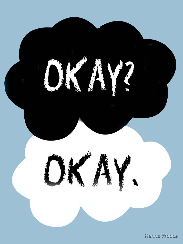 The Fault In Our Stars - Okay | Women's T-Shirt