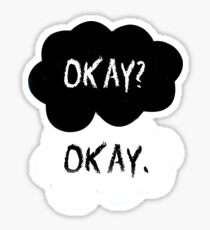 The Fault In Our Stars - Okay Sticker