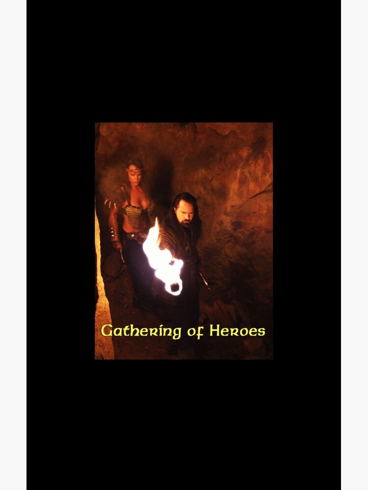 Exploring caves in Gathering of Heroes: Legend of the Seven Swords by InfernoFilm