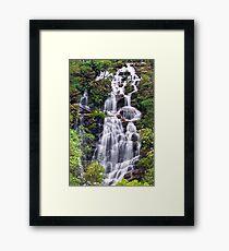 Wombelano Falls Framed Print