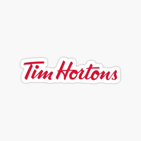 Amreica Essen von Tim Hortons Sticker