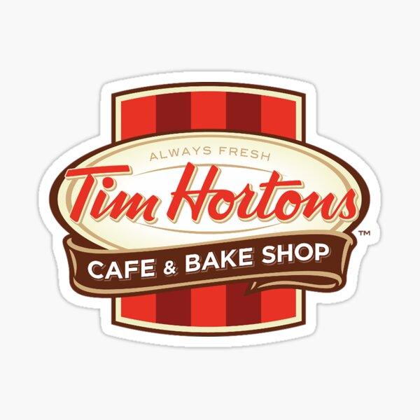 Kopie von Tim Hortons Sticker